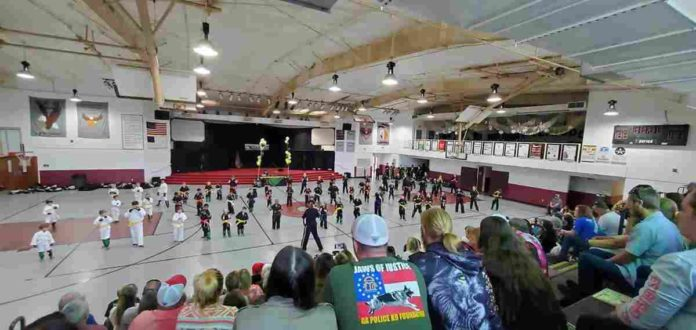 Premier Martial Arts hosted the graduation ceremony of the belt |  Home Sports