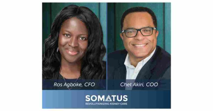 Somatus Calls New Operations and Finance Managers to Accelerate Global Availability Better Kidney Care