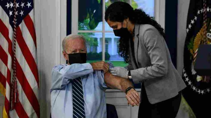 Two-thirds of business leaders support Biden vaccination authority: poll