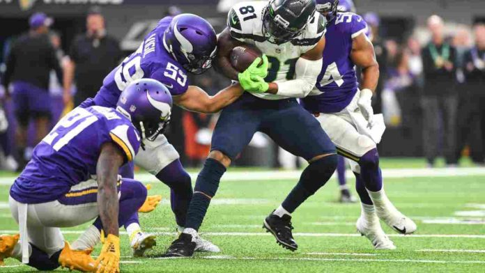 Seahawks Place TE Gerald Everett On Reserve / COVID List-19, Sign Third to Make a Practice Group