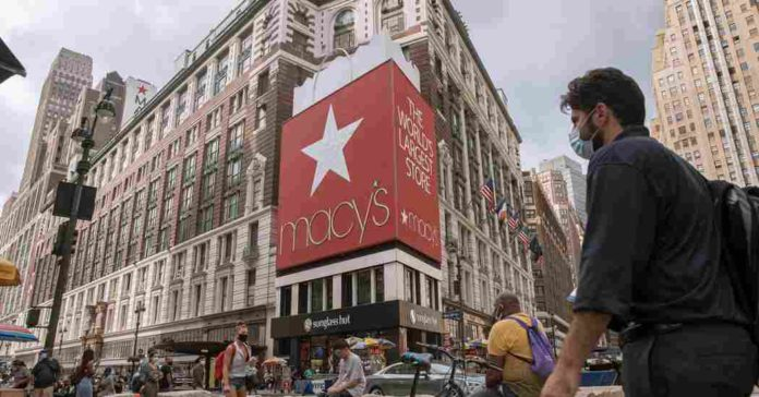 Macy's Suggestions for Blocking Amazon From Its a Long Time Board Space