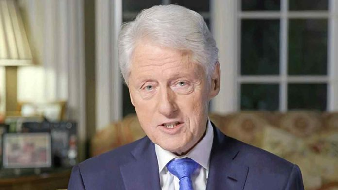 Bill Clinton has a history of serious health problems