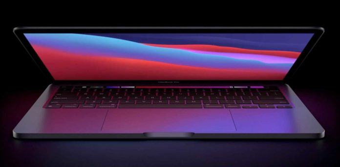 New details about the upcoming M1X MacBook Pro leak online